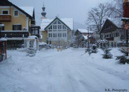 Im Winter sieht St. Gilgen besonders romantisch aus