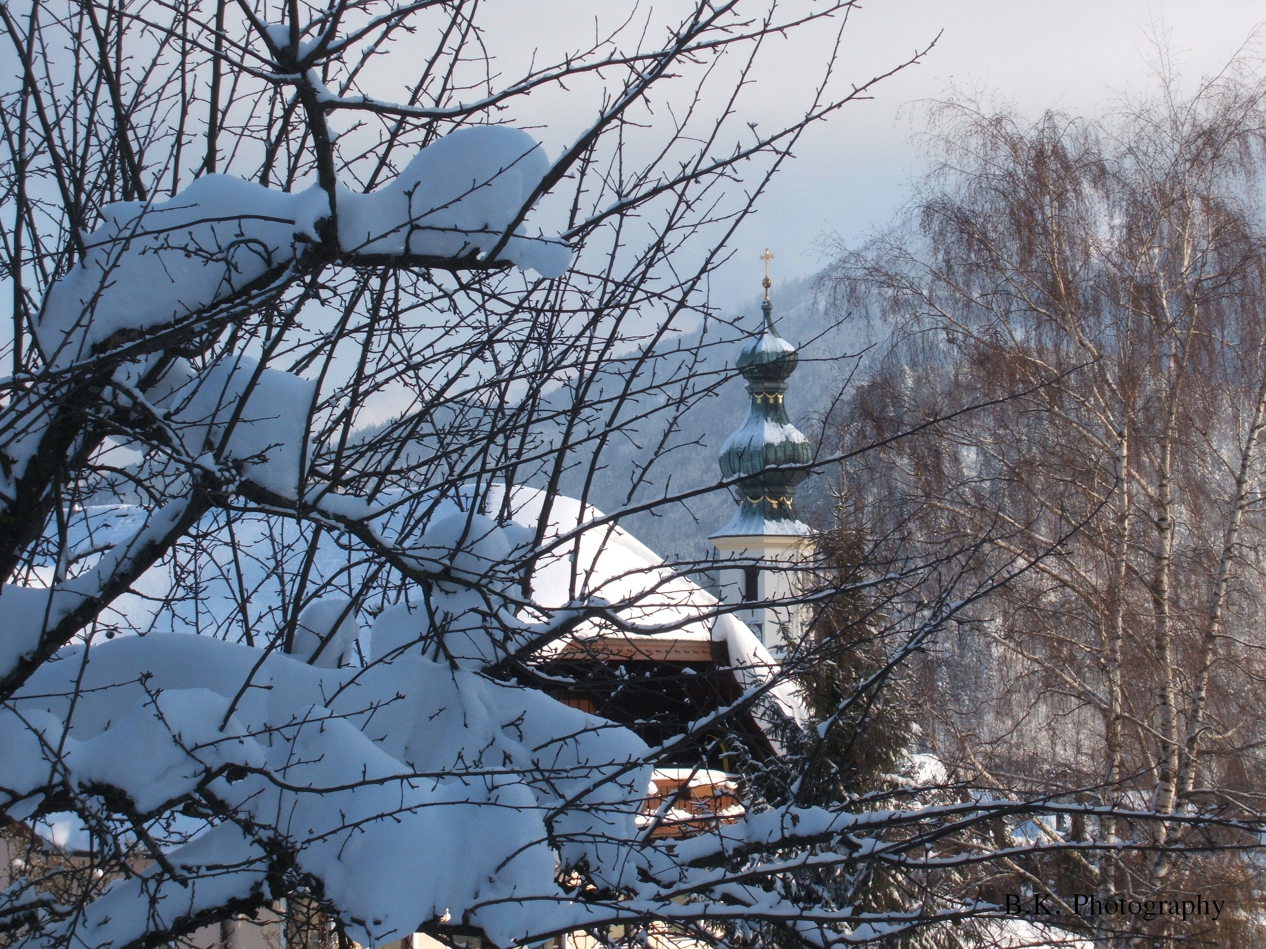 St. Gilgen im Winter