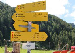 Wanderwege am Wolfgangsee