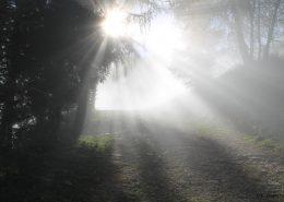 Wandern bei Sonnenaufgang ist ein besonderes Erlebnis